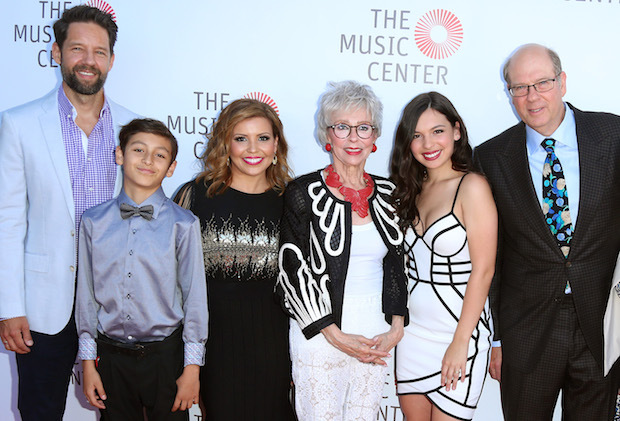 The Music Center's Summer Soiree, Arrivals, Los Angeles, USA - 07 Jul 2016